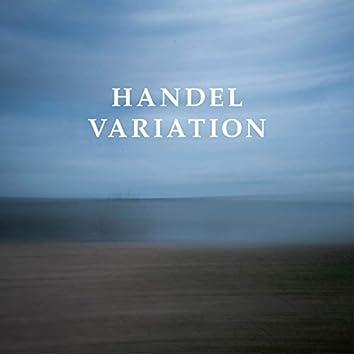 Handel Sarabande Variation (Arr. for Piano from Sarabande, HWV 437)