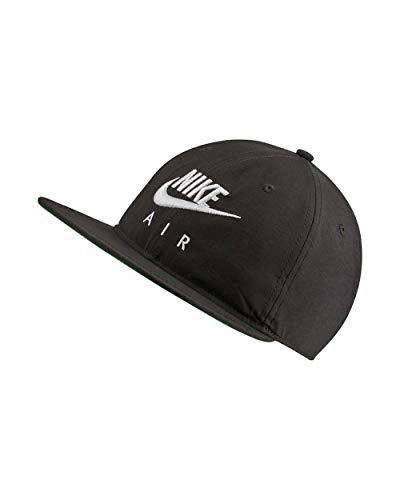 Nike Erwachsene Kappe U NSW Pro Cap Air Einheitsgröße Schwarz/Weiß