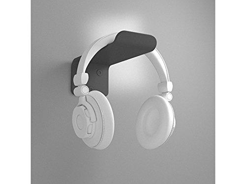 Soporte de Pared para Auriculares c/Negro