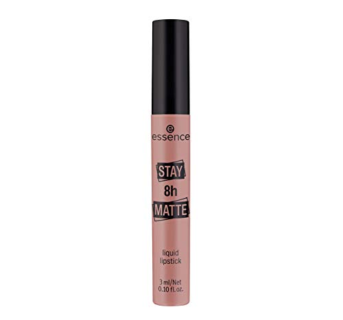 essence STAY 8h MATTE liquid lipstick 02 Duck Face - 1er Pack