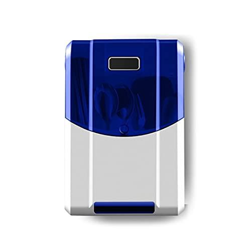 FSLLOVE FANGSHUILIN Caja de esterilizador de vajillas de Cocina en casa Caja Grande de Gran Capacidad USB Máquina de desinfección Palillos y Platos de Limpieza de Equipos. (Color : BF)