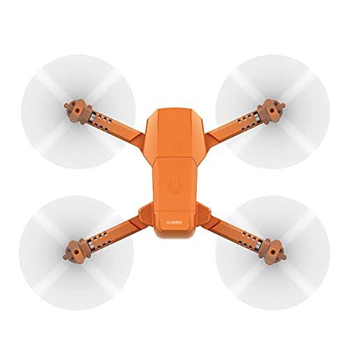 PAKUES-QO Drone con Cámara para Adultos 4K Quadcopter De Video De Ultra Alta Definición con Retorno Automático A Casa, Sígueme, Función De Retención De Altitud