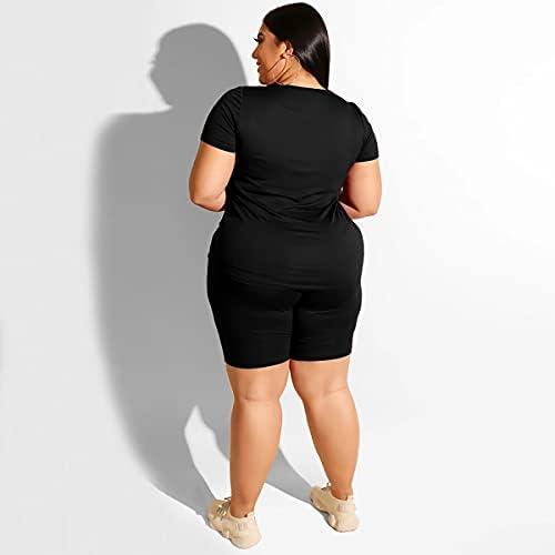 Cheap plus size sweat suits _image4