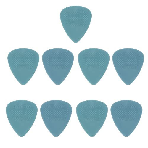 Holibanna 10 Piezas Púas de Guitarra Ukelele Púas de Bajo Piezas de Guitarra de Plectrum para Ukelele Instrumento Musical Guitarra Bajo (Color Aleatorio)
