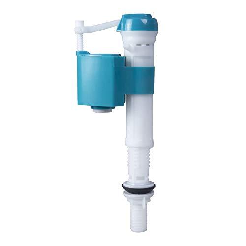 "Elegant Casa Anti-Siphon Toilet Fill Valve 7"" to 10"" Adjustable Tank Repair Kit for 1 & 2 Pc Commodes"