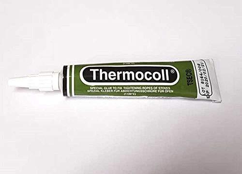 Thermofix Hochtemperaturkleber 1100°C Dichtung Dichtschnur 17 ml Tube Kaminofen 1-5 Stück (17 ml 1 Tube)