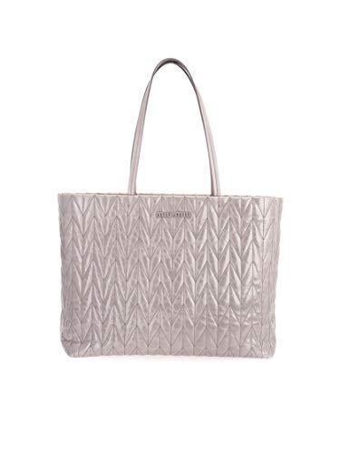 Miu Miu Luxury Fashion Damen 5BG1882D6CF0116 Silber Handtaschen |