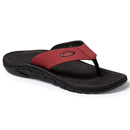 Oakley Super Coil 2.0 Mens Flip Flop Sandals Raspberry 11 USA