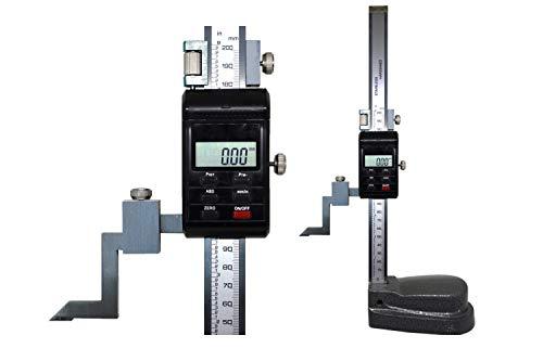PAULIMOT Digital-Höhenreißer/Höhenmessgerät 200 mm