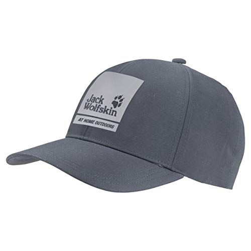 Jack Wolfskin 365 Baseball Casquettes Unisex Casquettes Pebble Grey FR : Taille Unique (Taille Fabricant : One Size)
