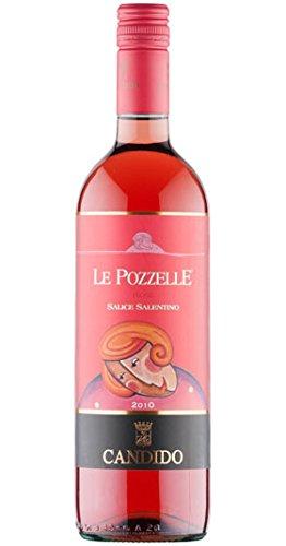 Salice Salentino Rosato, Le Pozzelle, Francesco Candido 75 cl
