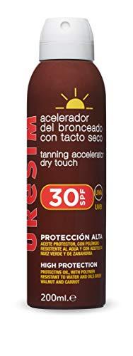 Uresim Acelerador Bronceado Spray Gas, 200 ml