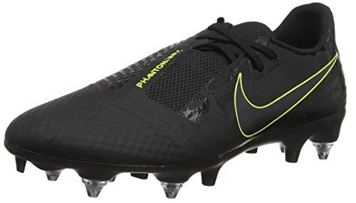 Nike Phantom Venom Academy SGPRO AC, Scarpe da Calcio Uomo, Nero (Black/Black/Volt/Volt 007), 40.5 EU