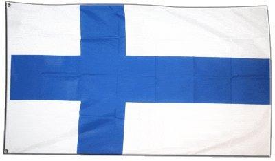 Flagge Finnland - 60 x 90 cm