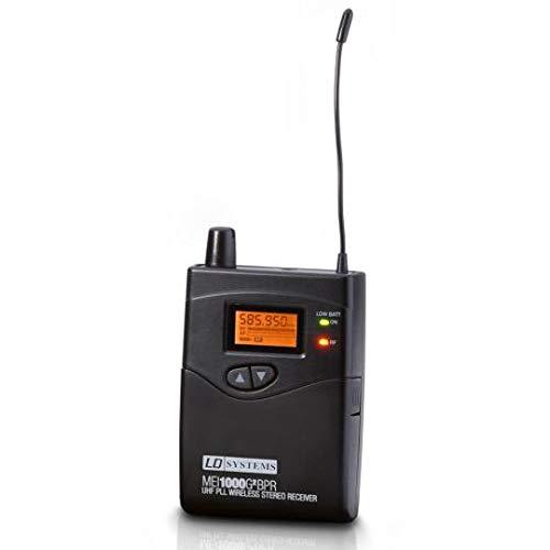 LD Systems MEI 1000G2bpr B 5receptor para ldmei1000g2In-Ear Monitoring Sistema