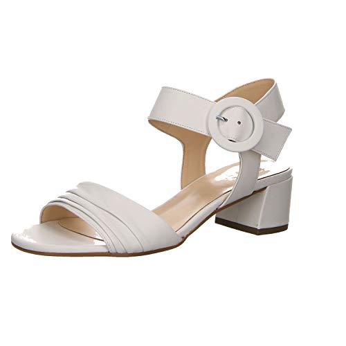 HÖGL Damen Shelly Pantoletten, Weiß (Weiss 020, 40 EU