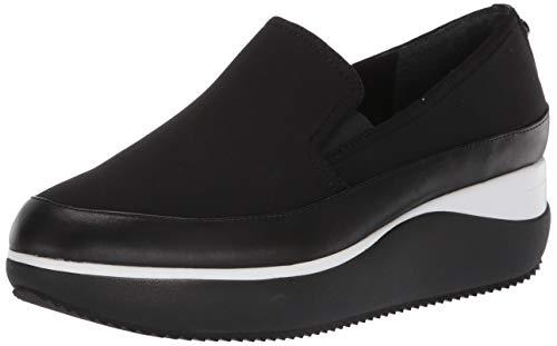 Donald J Pliner Women's Sneaker, Black, 8.5