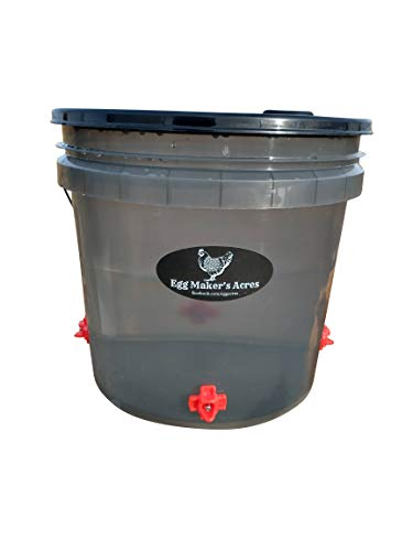 Smart Waterer Chicken Drinker Large Capacity Poultry Automatic Watering System