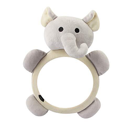Espejo Retrovisor Bebe Espejo Coche Coche bebé espejo Espejo retrovisor Espejo para asiento de coche de bebé Espejo de coche para bebé vista trasera Elephant