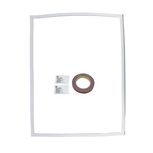 Liebherr 7111012 ORIGINAL Türdichtung Tür Dichtung Kühlschrankdichtung Kühlgerätetürdichtung Gummidichtung Kühlschranktürgummi Kühlgerätedichtung Gummi Kühlschrank Kühlautomat Kühlgerät Kühlmöbel