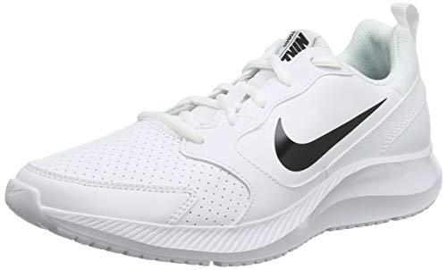 Nike Todos, Zapatillas de Entrenamiento Hombre, Blanco (White/Black 100), 44.5 EU