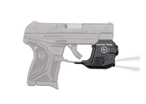 Crimson Trace Ruger LCP II Tactile Light, Black