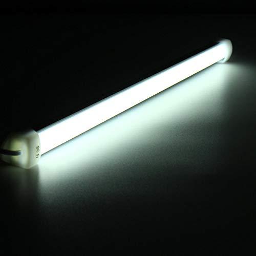 Zay Luay Luces 3 5CM 5W SMD5630 USB 24LE Luz de Barra de Tira rígida DS con Interruptor de Encendido/Apagado del Cable DC5V (Color : Pure White)