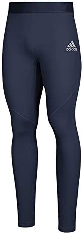 adidas AlphaSkin Long Tight Mens Training M Collegiate Navy product image