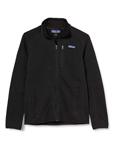 Patagonia Herren M's Better Sweater JKT, Black, L