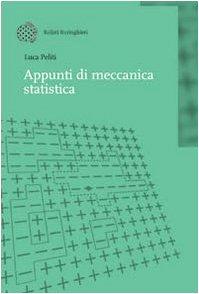Appunti di meccanica statistica