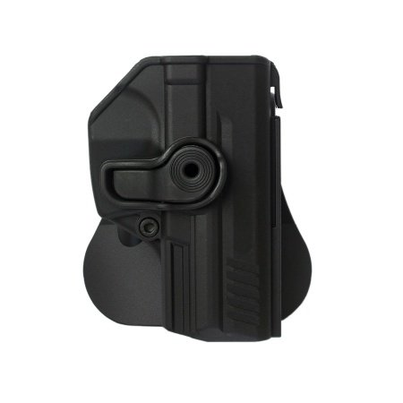 IMI Defense New Z1380 Tactical verstellbar drehbar drehung Pistole Heckler & Koch H&K HK VP9 / SFP9 9mm verdeckte Trage Polymer Taktik ROTO Pistolenhalfter