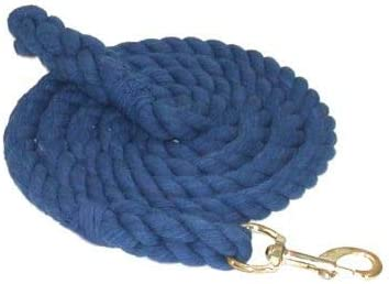 Gatsby Cotton 10 Lead with Bolt Snap