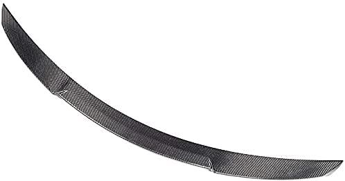 Alerón trasero de coche, para Benz Clase C C180 C200 W205 4 puertas 2015-2016 Alerón trasero de fibra de carbono para maletero, maletero trasero, ala trasera, cubierta de ala, accesorios de estilo d