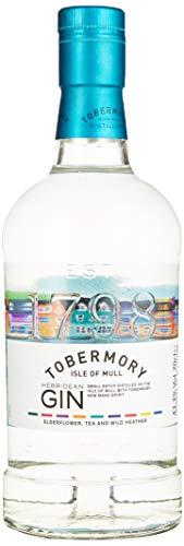 Tobermory Gin - ISLE OF MULL - 43.3% vol. Gin (1 x 0.7 l)
