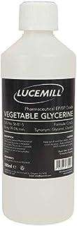 Glicerina vegetal/glicerol EP/USP alimentos y posavasos de calidad cosmética kosher.