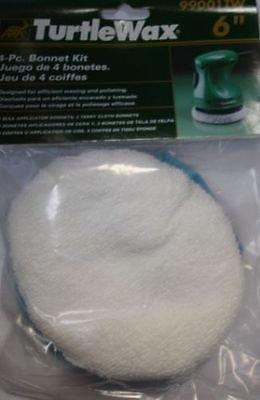5 packs of TurtleWax 6