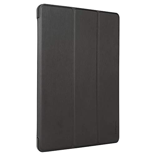 Targus Custom Fit Case for iPad Air, iPad Air2 and 9.7-inch iPad Pro, Black (THZ648US)