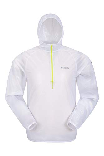 Mountain Warehouse Optic Lightweight Active Jacket Blanco L