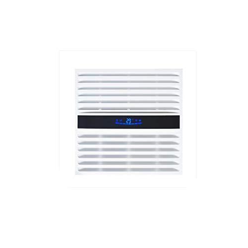STRAW Ventilador de Cocina de Techo Integrado Enfriador de Aire de tirano frío Empotrado en el Techo Cocina con Aire Acondicionado