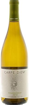 Carpe Diem Chardonnay Domaine Anderson (6x75cl), California/Estados Unidos, Vino blanco