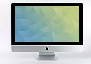 """Finales de 2015 Apple iMac de con i7 de 4.0 GHz (27""""8GB RAM - M395 2GB - 256GB SSD (A)) Plata (Reacondicionado)"""