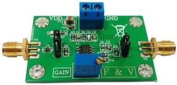 Taidacent Precision Frequency to Voltage Converter LM331 12-Bit Digital Resolution 1Hz-10K