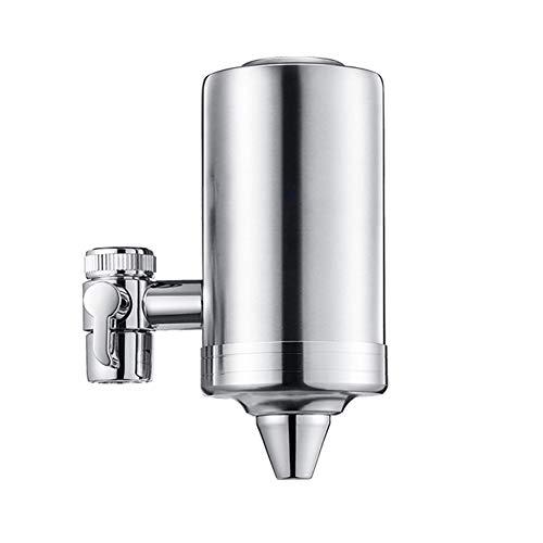 Jacqu Waterkraan waterfilter, reinigingssysteem, roestvrij staal, vervanging voor Home Kitchen Tap Sink