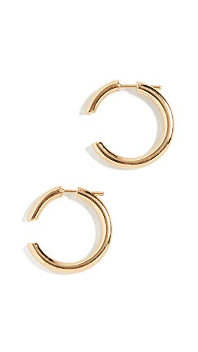 Maria Black Women's Disrupted 22 Hoops, Gold, One Size
