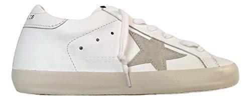 Golden Goose G35WS590.G68 - Zapatillas para mujer, color blanco Blanco Size: 35 EU