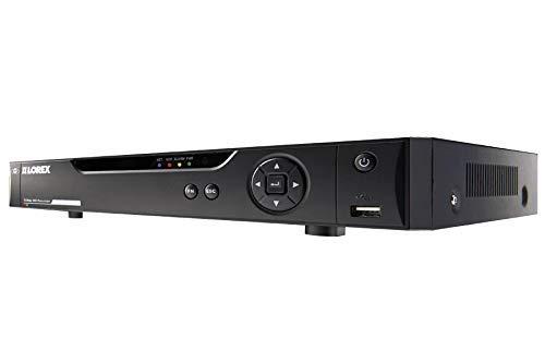 Lorex 1080p LHV2000 Series LHV21162T 16 Channel 2TB True High Definition 1080p Security Digital Video Recorder (DVR), Black (M. Refurbished)