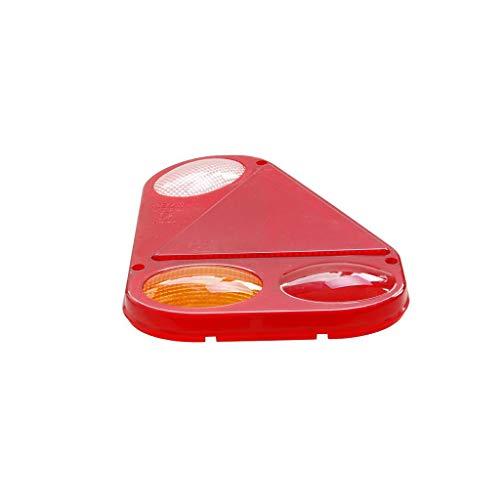Radex mehrkammerleuchte voyant 2900 rS/10 avec kZL rFS droite article no 10779, rouge