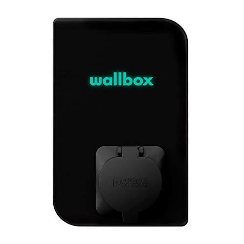 Wallbox - Terminale di ricarica Copper SB da 1,4 a 22 kW,...