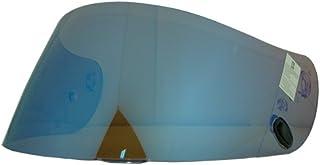 HJC Helm HJ-09 Shield/Vizier Blauwe Spiegel, voor AC-12, CL-15, CL-16,CL-17,CL-SP,CS-R1,CS-R2,FS-10, FS-15, IS-16, FG-15, ...