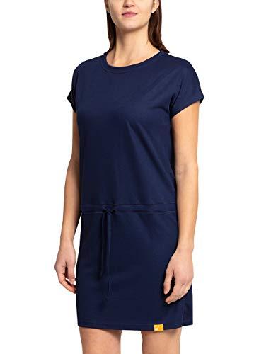 iQ-UV Damen Sonnenschutz Strandkleid Tunika, royalnavy, L